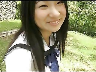 Rui Kiriyama Laundry Girl