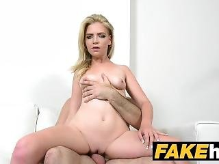 Fake Agent - Shy Euro Model Sucks And Fucks Before Big Facial