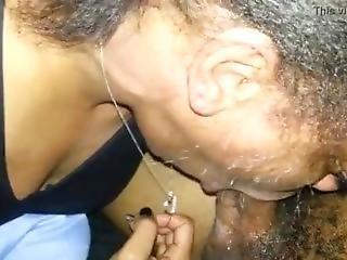 Ebony Amateur Gagging