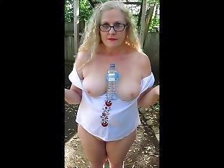 ano, ano grande, botella, gordo, solo