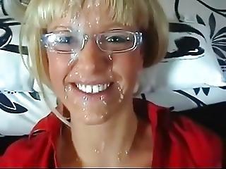 Dunkcrunk Amateur Facial Compilation Episode 168