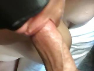 Sucking On A Thicc Bwc, Interracial Face Fuck