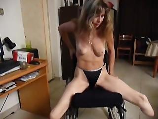 Ampgel Amputee Wheelchair