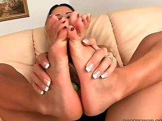 Nice Feet And Sexy Soles Compilation