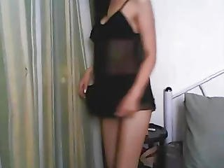 Naughty Babe Candice Having Orgasm On Cam