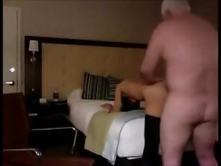 Lucky Grandpa Fucking A Horny Teen (hd) Snapchat : Naomihot2017