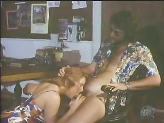 Classic Porn:  Reverse Gang Bang