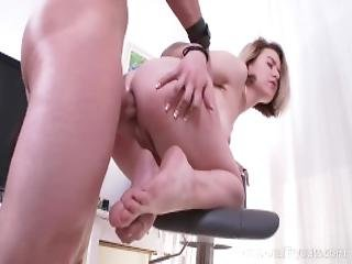 Blowjob As Foreplay Before Anal Sex