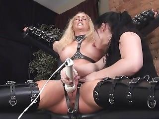 Cherie Deville Spread And Tickled