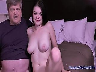 Anastasia Rose - 18 Yo. Porn Slut Audition