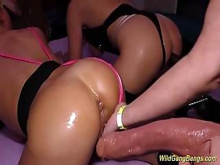 Milf Gangbang With Busty Sexy Susi And Dacada