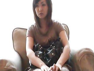 Sakura Hazuki Pretty Asian Milf Gets Anal Bead Treatment
