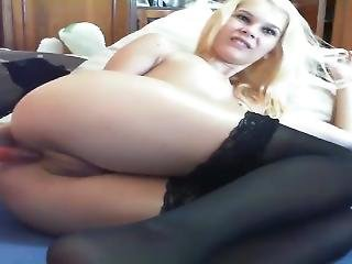 Fake Blonde Likes Anal Games