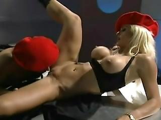 Emily Jewel - Hot Army Girl Gets Fucked Hard