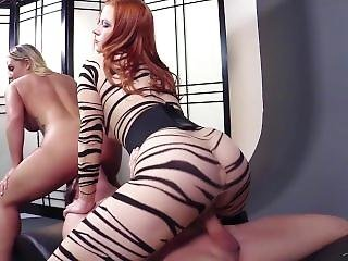 Cali Carter: Sexecutrix By Lady Fyre Femdom