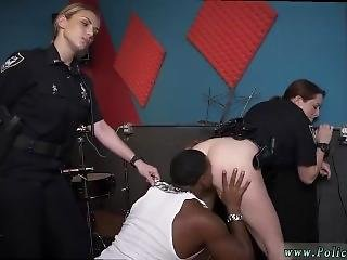 Italian Milf Interracial Raw Flick Captures Police Humping A Deadbeat Dad.