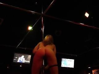 Stripper Shaking Tight Little Ass