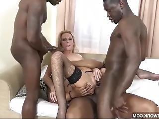 Hardcore Gang Fuck Double Anal Double Penetration Interracial Cumshot Facia