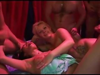 Fresh Married Fuck With Strangers Into An Orgy On Www.viporgies.com