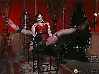 Widely Spread Her Legs A Friend