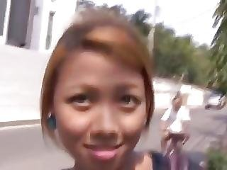 Asiática, De Quatro, Adolescentes, Tailandesa, Nova