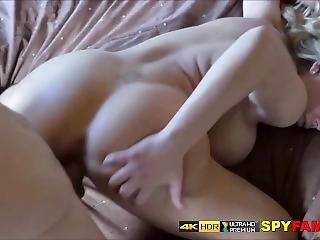 Big Tits Milf Barebacked By Son Taboo Family Sex