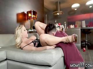Husband Ass Fuck Mom First Time Horny Step Mom Gets Slammed