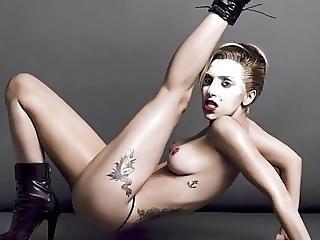 Lady Gaga Disrobed