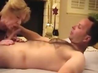 Granny In Bodystockings