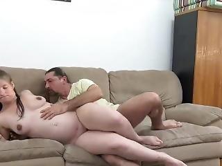 Horny Pregnant Milf