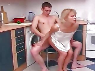 Hornies In Kitchen