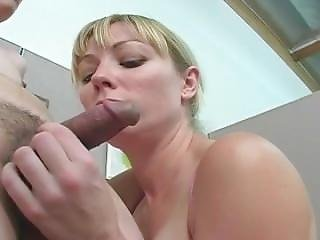 Office Slut Adrianna Entices Coworks With Her Pussy And Feet