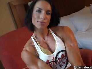 Lisa Marie Schleifer A Damn Horny German Physique Whore_3