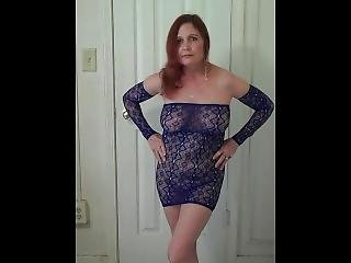 Redhot Redhead Show 9-27-2017 Pt. 1 (lingerie Photoshoot)