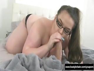 Big Tits Gina G Toy Fun