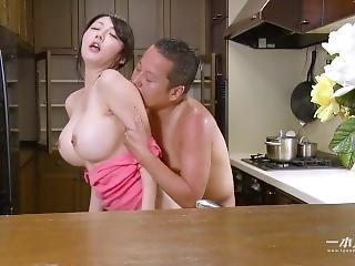 grandes mamas, broche, creme, creampie, japonesa, milf, estrela porno