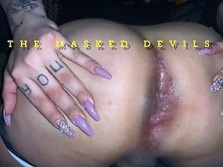 The Masked Devils: Farting Tranny From The Hood Gets Unclogged! (trailer)