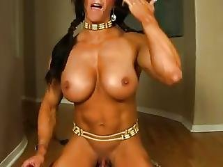 Milf Rides Her Sybian