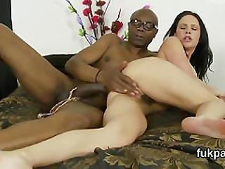 Wacky Girl Cannot Wait To Shag Long Cock