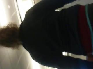 Candid Booty In Yoga Pants/leggings