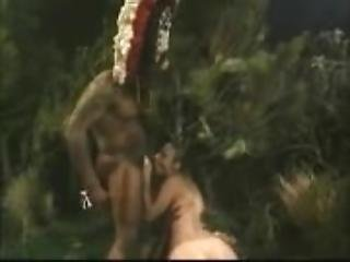 white girl gets fuckrd in the jungle
