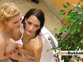 babe, bukkake, cum, fetiche, duro, madura, milf, pis, hacer pis, ducha