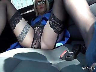Www.devilsophie.com The Sexy Whore Cop Who Catches The Offender And Punished Him Harshly