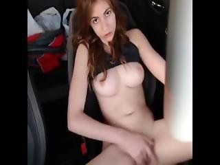Nice Firm Tits Exhibitionist 2