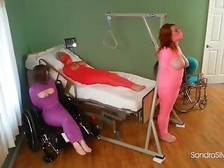 Sexy Medical Bondage