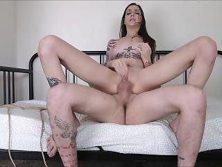 Fucked Just Right By Fred - Rope, Facefuck, Whip, Gas Mask, Facial