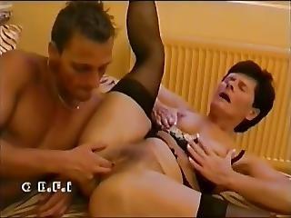 Oldy Hairy Granny Ibolya Sex With Boy