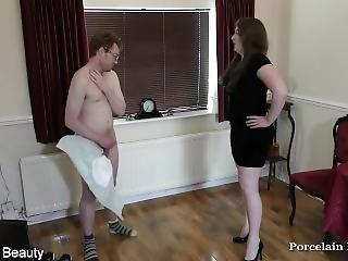 Diaper Wank Humiliation