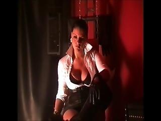 Blouse Collar Up Lady Asmondena