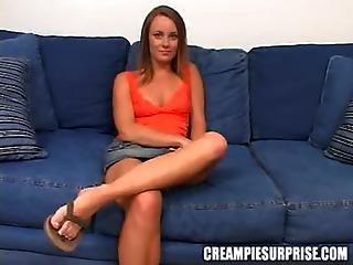 Creampie Surprise - Jordan Neveah G